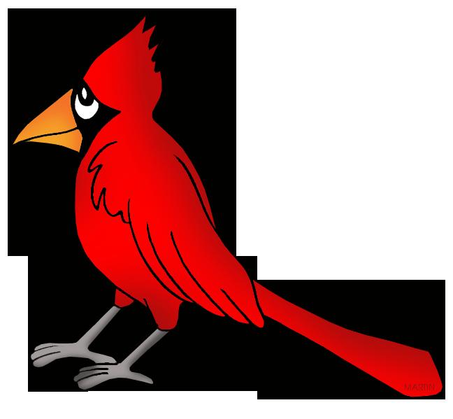 united states clip art by phillip martin state bird of illinois